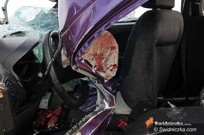 powiat świdnicki: Bilans 2010: Na drogach tragedia za tragedią