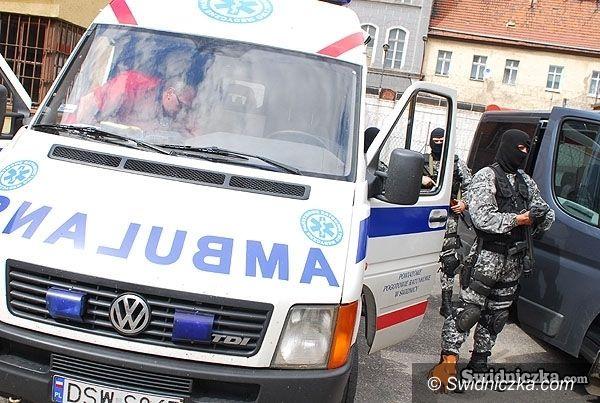 powiat świdnicki: Pełny raport z z sylwestrowych dyżurów
