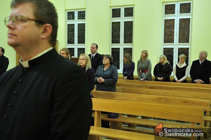 Świdnica: Dziennikarze u biskupa, który upomniał się o prawdę