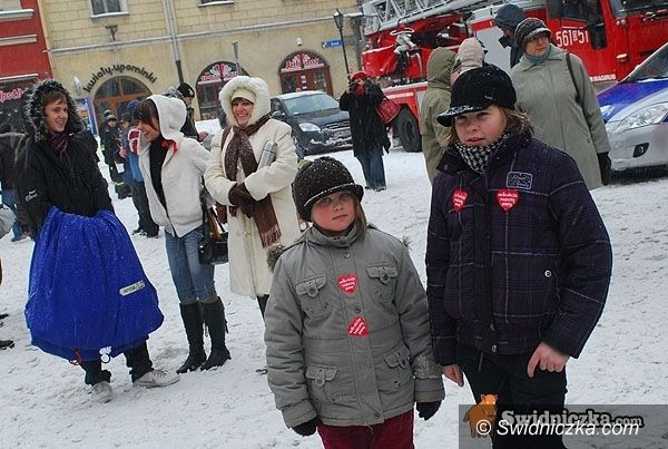 powiat świdnicki: Wielka orkiestra serc szykuje się do grania