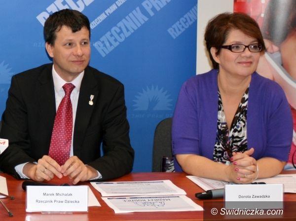 Świdnica: Rozmowy o wychowaniu z Dorotą Zawadzką i Markiem Michalakiem