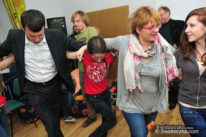 Świdnica: Tańce z Supernianią i Rzecznikiem Praw Dziecka