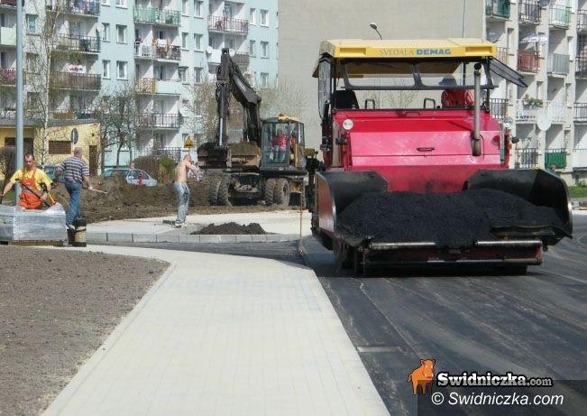 Świdnica: Dziury w mieście za 60 tys. zł, a to dopiero pierwszy etap