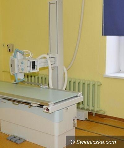 Żarów: Nowoczesny rentgen w Żarowie