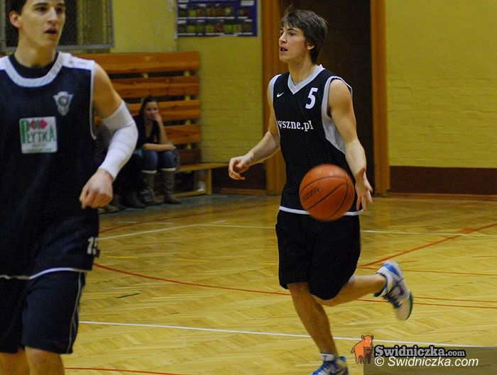Świdnica: Koszykarze na parkiecie, 14. kolejka ŚALK za nami