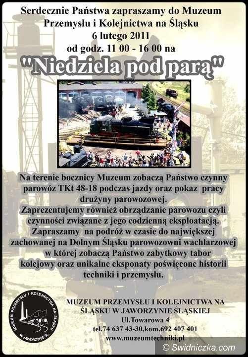 Jaworzyna Śląska: Jaworzyna dziś pod parą