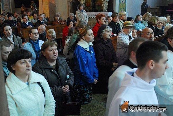 Świdnica: Kapłani zapraszają na XIX Światowy Dzień Chorego w Diecezji Świdnickiej