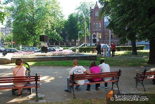Świdnica: Czterometrowy pomnik na skwerze Lecha Kaczyńskiego – jest projekt
