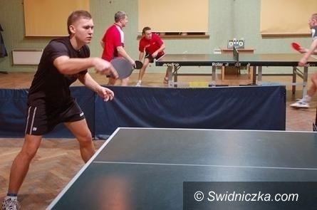 II-liga tenisa stołowego: Granit nie taki twardy, skuteczny rewanż GLKS–u