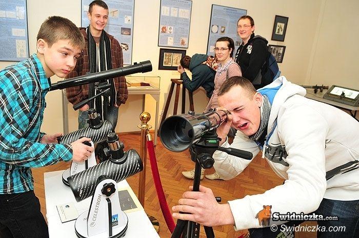 Świdnica/region: Ferie z astronomią – interaktywna darmowa lekcja poglądowa w muzeum