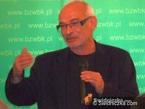 Świdnica: Jan Lityński w Świdnicy otrzyma Diament Wolności