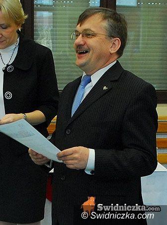 Świdnica: Senator Jurcewicz w szeregach świdnickich przedsiębiorców