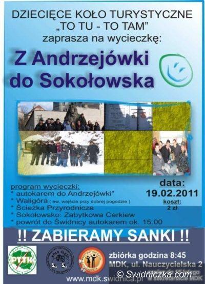 Świdnica: Dziś wycieczka do wrocławskiego teatru, jutro sanki w Sokołowsku – ferie z MDK–iem