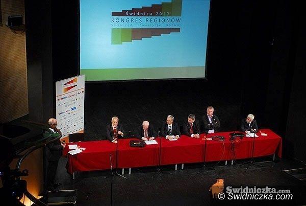 Świdnica: II Kongres Regionów – o żywiołach