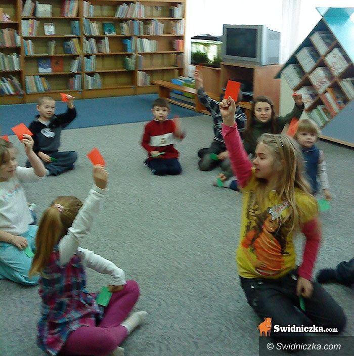Świdnica: Głośne zabawy w cichych bibliotekach