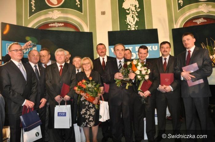 gmina Świdnica: Teresa Mazurek komentuje wyniki konkursu Wójt Roku