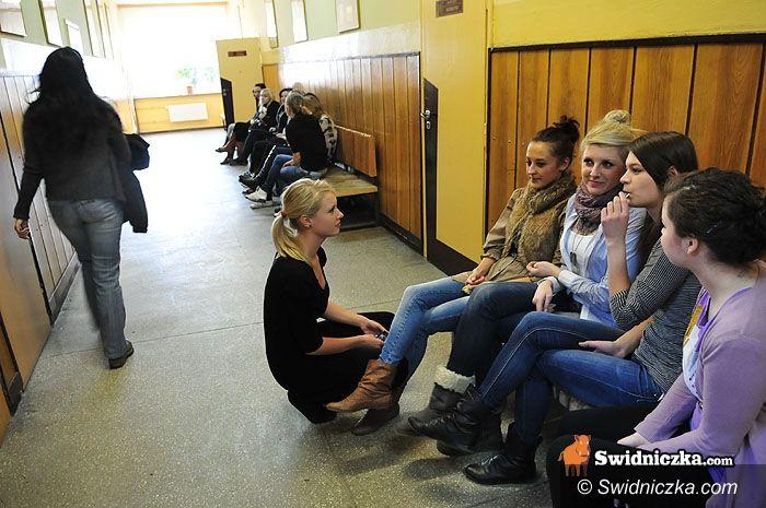 Świdnica: Do Norwegii i Austrii po garść praktyki