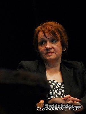 Wałbrzych: Wałbrzyska Wspólnota Samorządowa wraz z Prawem i Sprawiedliwością w obronie poseł Anny Zalewskiej