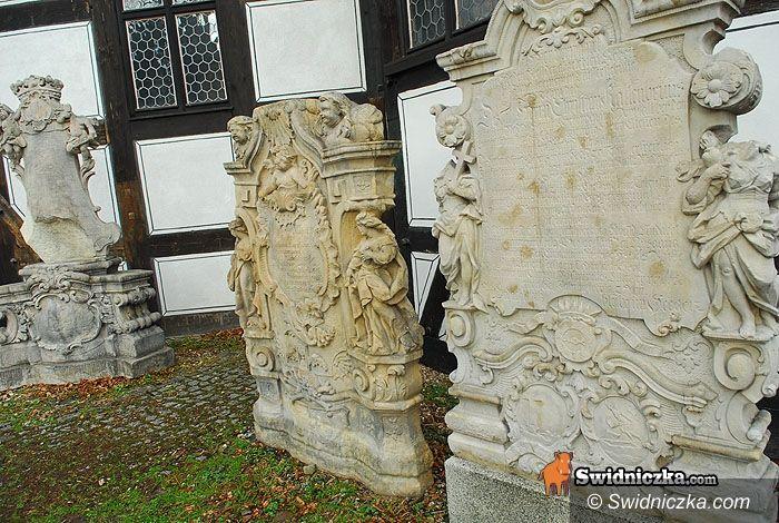 powiat świdnicki: Województwo dokłada do konserwacji naszych zabytków sakralnych