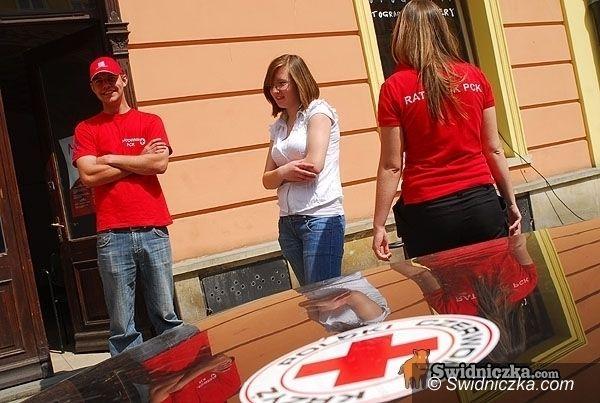 Świdnica: Wolontariusze dzieciom