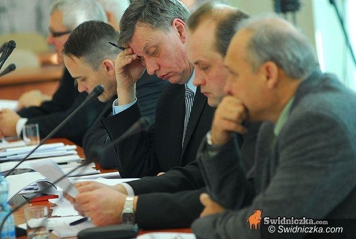 Świdnica: Rajcy powiatowi dziś obradują – porządek obrad