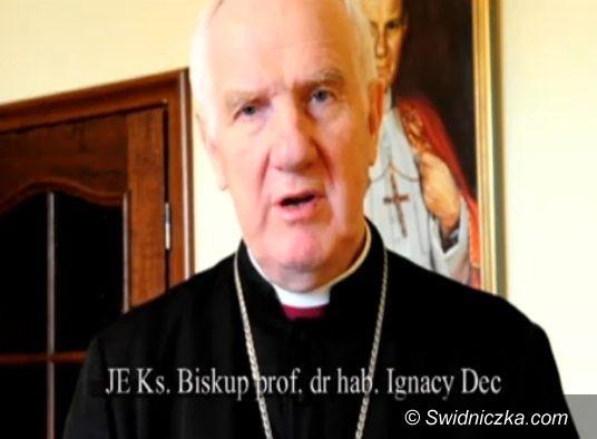 Świdnica: Droga Krzyżowa ulicami Świdnicy – zaprasza biskup Ignacy Dec