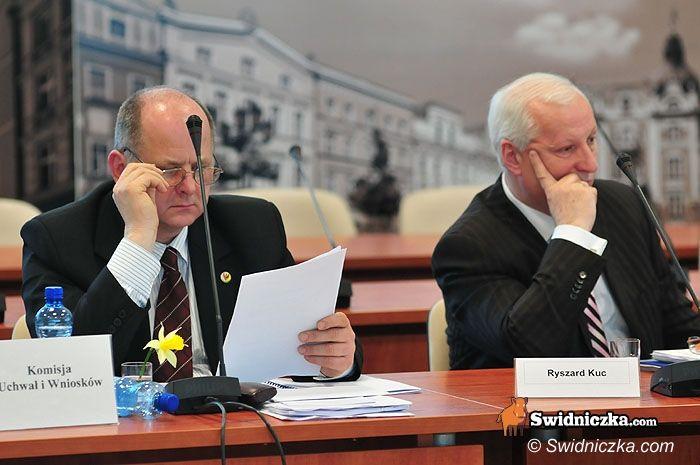 Świdnica: Rada powiatu zafundowała sobie mrożenie diet na cztery lata