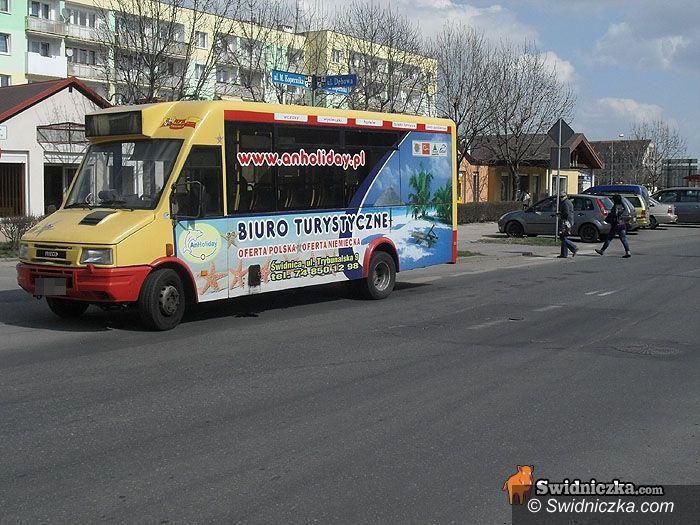 Świdnica: Dziecko potrącone przez autobus