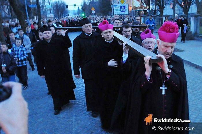 Świdnica: Świdniczanie w hołdzie Papieżowi–Polakowi