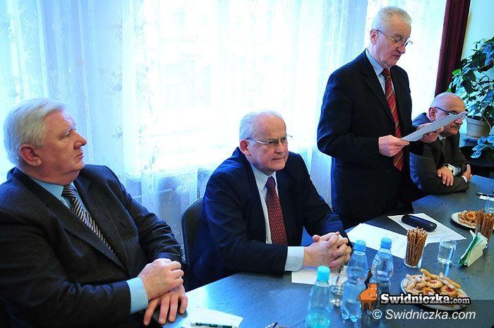 Świdnica: SLD podsumowało kampanię wyborczą i wybrało kandydatów do Sejmu