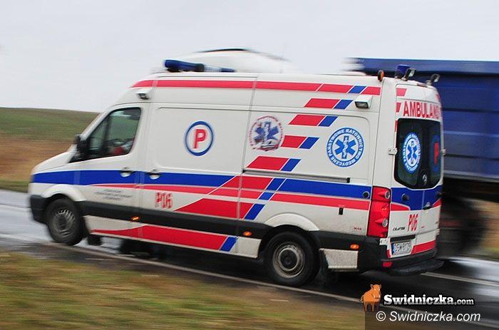 Strzegom: Czternastolatek potrącony w Strzegomiu