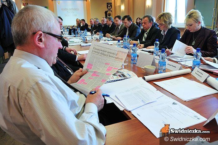 powiat świdnicki: Powiat wyemituje obligacje