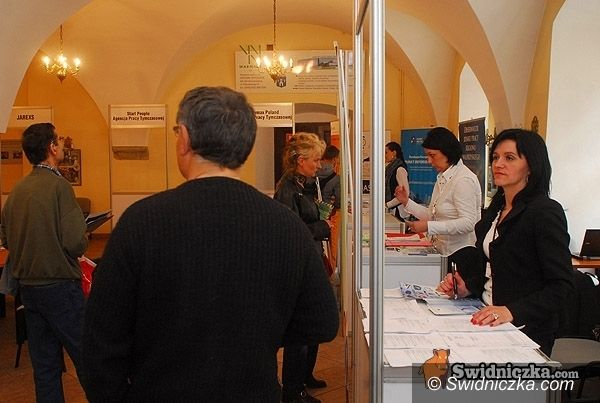 Świdnica: Powalczą z bezrobociem