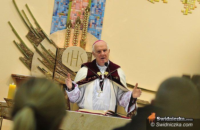 Świdnica: Najpierw wznieśmy pomnik Janowi Pawłowi II