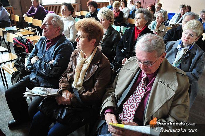 Świdnica: Półtora tysiąca podpisów w obronie szpitala