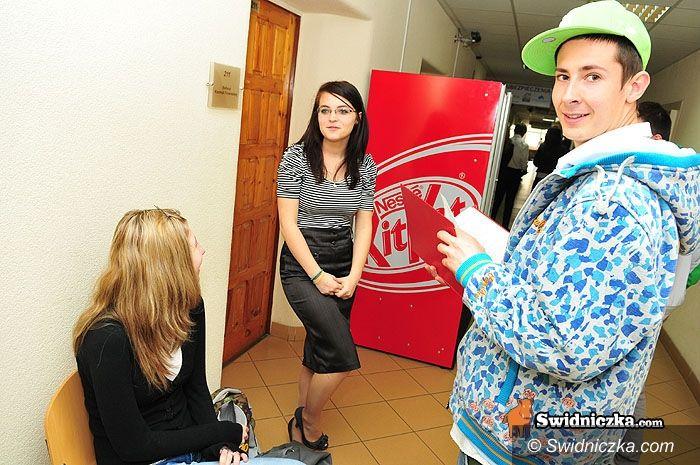 Świdnica: Młodzież z pięciu drużyn nie chce zostać bezrobotnymi