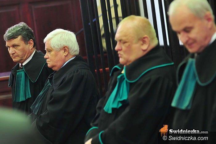 Świdnica: Sąd skazuje, a bokserzy... zawiadamiają o przestępstwie [VIDEO – mówią: Piotr Treczyński, Tomasz Białek]