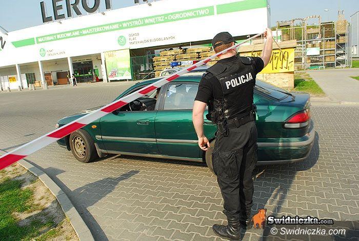Świdnica: Fałszywy alarm bombowy w Leroy Merlin