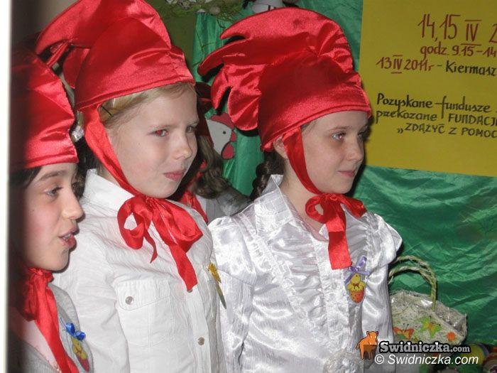 Świdnica: Wielkanocnie i charytatywnie – młodzi świdniczanie zbierają