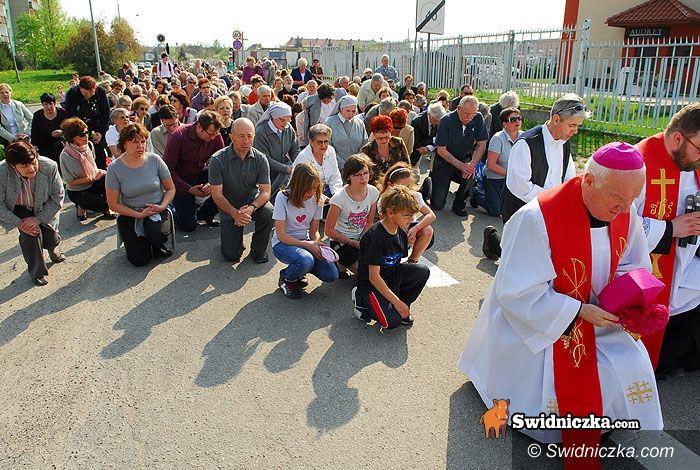 Świdnica/Dolny Śląsk: Wielka Sobota w Świdnicy i w okolicy