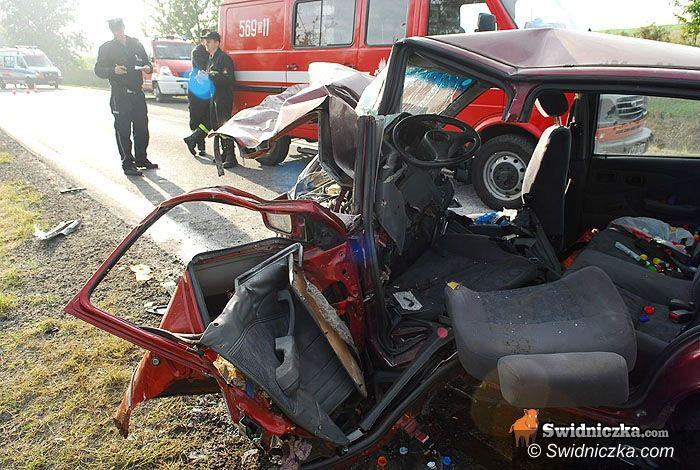 Świdnica: Akt oskarżenia w sprawie wypadku, w którym zginął dwudziestoletni świdniczanin