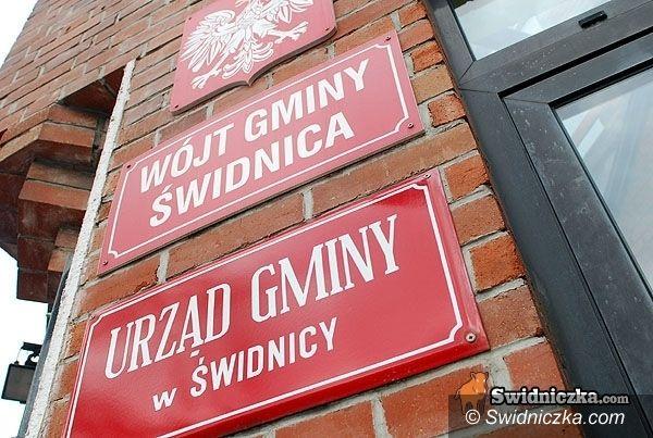 gmina Świdnica: Czterdzieści pięć osób zdobyło pracę
