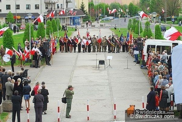 Świdnica: Święto Narodowe Trzeciego Maja – tańce, zabawa i modlitwa