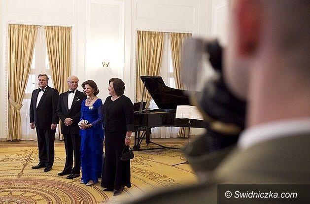 Świdnica/Wrocław: Historyczny dzień dla Świdnicy – odwiedzają nas szwedzcy monarchowie