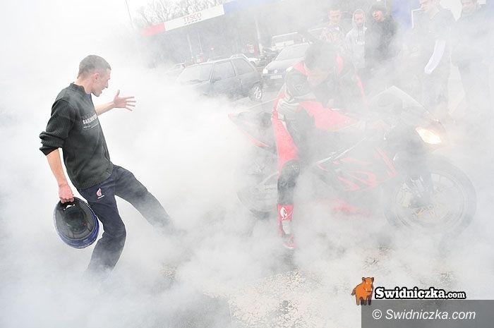 Świdnica: Motorowery znów atakują świdnickie szosy