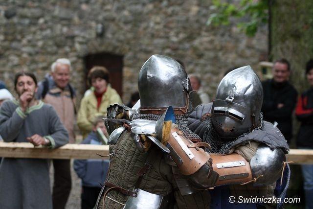 Zagórze Śląskie: Impreza dla rycerzy i ich dam