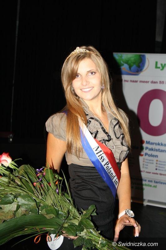 Świdnica/Holandia: Świdniczanka Miss Poland w Holandii