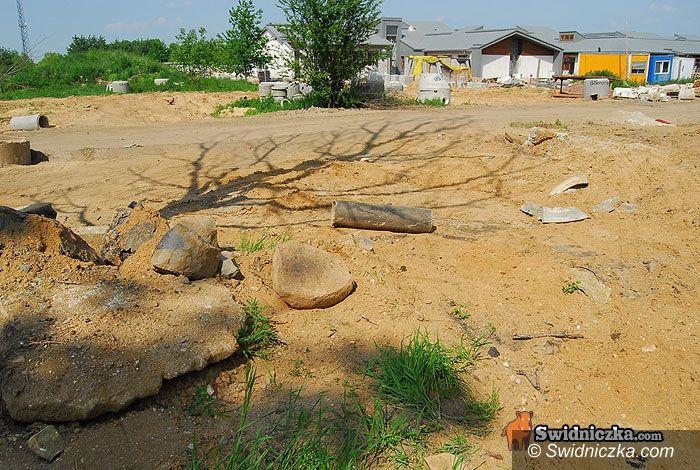 Świdnica: Bomba na budowie szkoły specjalnej