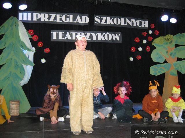 Jaworzyna Śląska: Zielone Teatrzyki na scenie