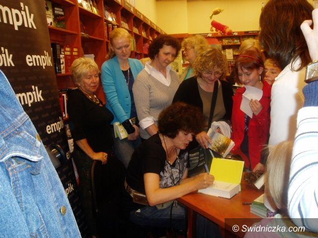 Szczawno-Zdrój: Katarzyna Grochola – pisarka, felietonistka, matka